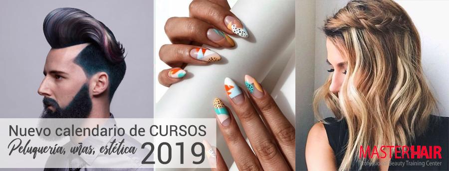 Nuevo calendario cursos 2019